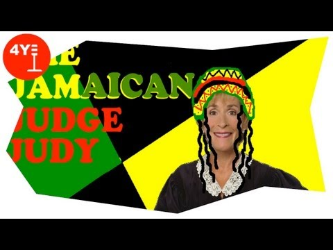 @4YallENT - The Jamaican Judge Judy