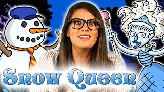 The Snow Queen - A Frozen Adventure with Ms. Booksy - Parts 1 & 2 | Story Time at Cool School