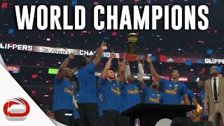 LOS ANGELES CLIPPERS - NBA CHAMPIONS - NBA 2K17
