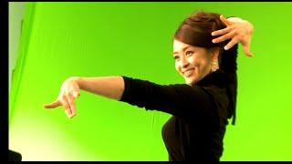 田中理恵 - 「クール・ストラッティン」MVで美脚披露!メイキング 田中理恵 検索動画 14