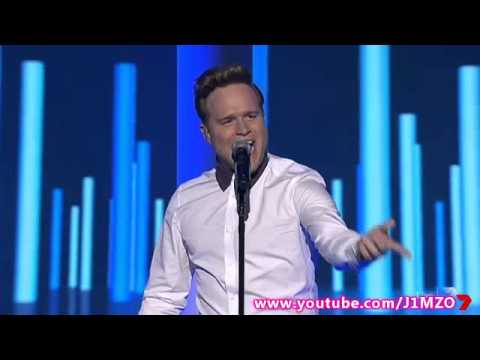 Olly Murs - Wrapped Up (Live) - Live Grand Final Decider - The X Factor Australia 2014