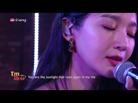 Kang Minkyung 강민경 - Euphoria (I`m Live Show) (English Subs)