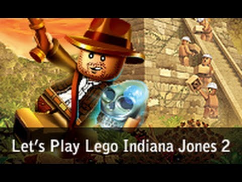 Let's Play LEGO Indiana Jones 2 #1: Off To Adventure Once More! |