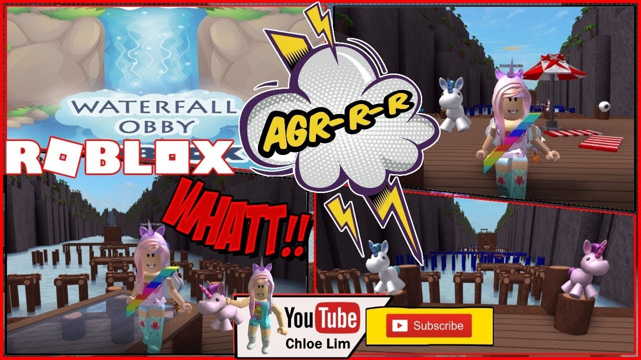 Roblox Waterfall Obby Gamelog September 10 2018 Free Blog