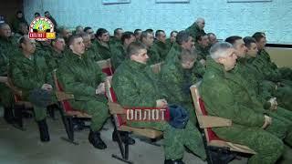 • Военнослужащим армии ДНР уважение и почет