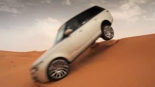 2013 Range Rover ► HANDLING
