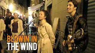 Blowin' In The Wind - Federico Borluzzi & Valeria Caucino - Festival degli Artisti di Strada 2018