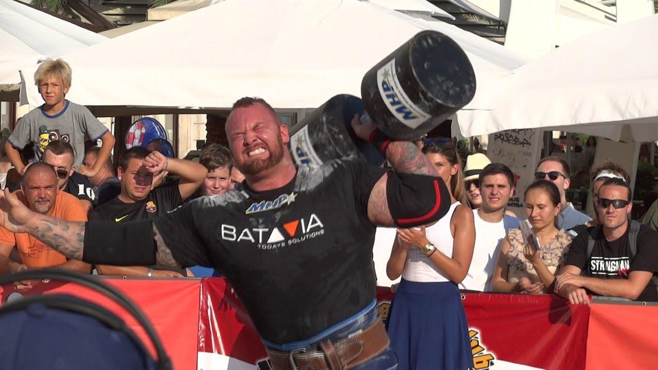 Resultado de imagen para Strongman Champions League