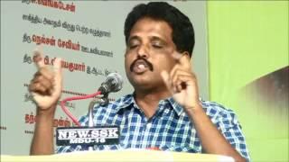Vengadesan Speech 1 - Perambalur Book Fair 2014