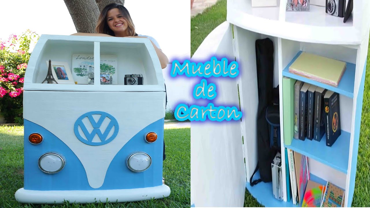 Mueble De Cart 211 N Volkswagen California ★ Diy ★ Mery