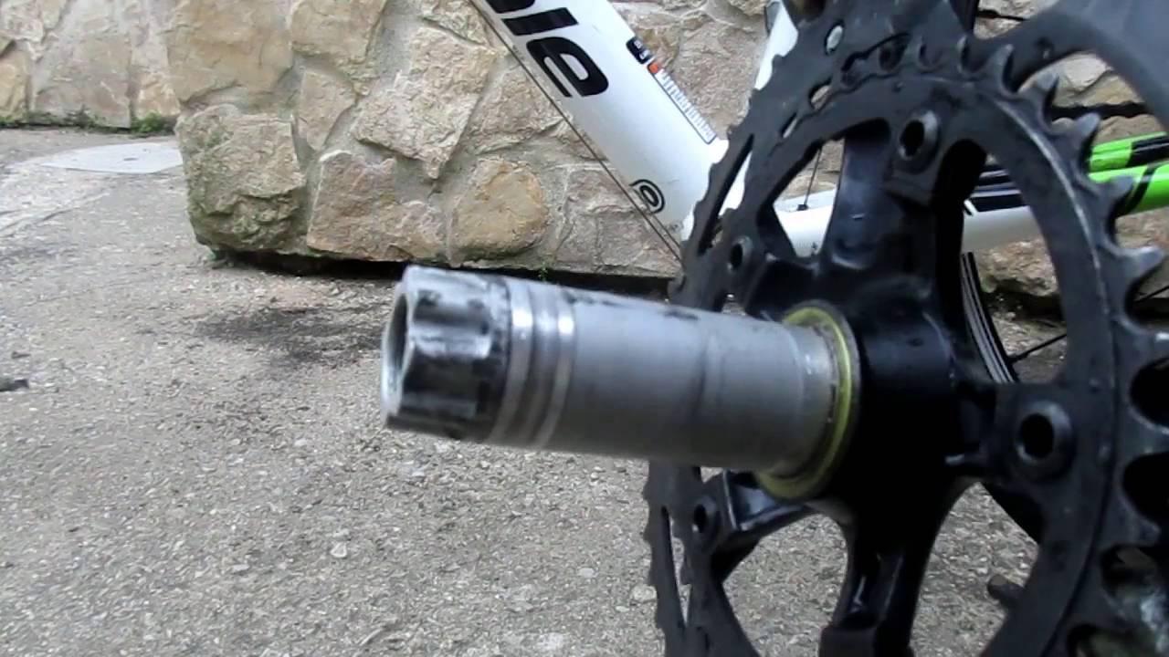 3f863622c8b HOW TO: Remove FSA Crankset - YouTube