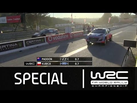 WRC - Vodafone Rally De Portugal 2015: Kubica Vs. Paddon