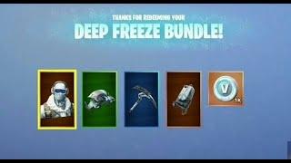 IF you BEAT me you get the DEEP FREEZE BUNDLE (Playground 1v1's)