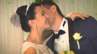 Выездная церемония Ромы и Юли. Ведущая Оксана Краснобаева