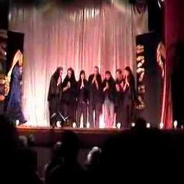 Herrang 2000 Week 3 Cabaret - History of Swing (part 2)