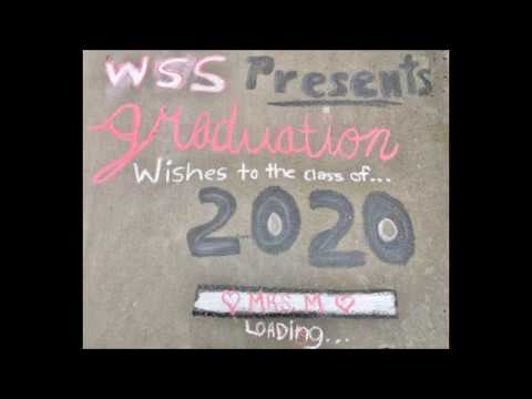 A gift to the Class of 2020 - ??Wolcott Street School