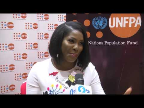 Stephanie Okereke Linus Becomes New Face Of International Body-Interview