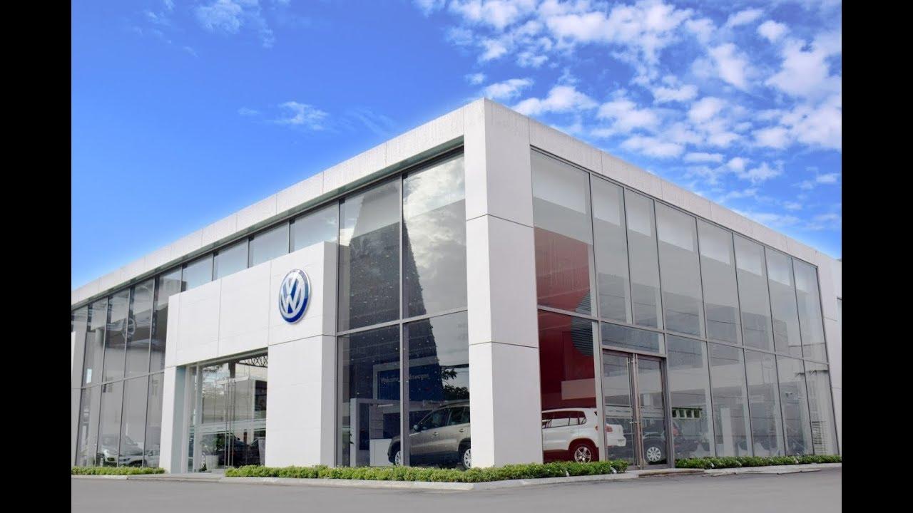 សូមស្វាគមន៍មកកាន់អគារតាំងបង្ហាញរថយន្ត Volkswagen Cambodia