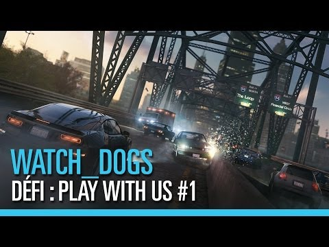 Watch_Dogs - Play with Us - #1 Evasion