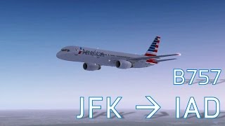 FSX New York to Washington DC | Full Flights | Series 6 Episode 3
