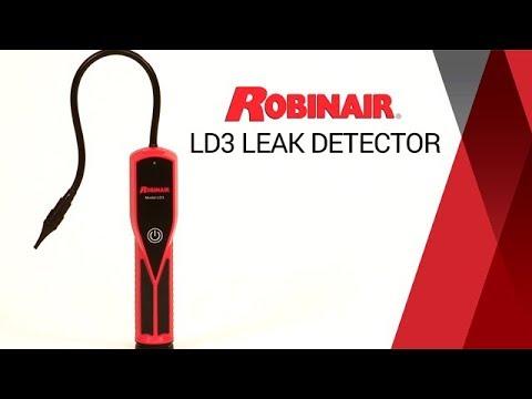 Ld3 Economy Refrigerant Leak Detector Youtube