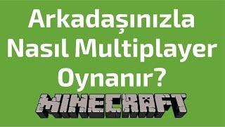 Uzaktaki Arkadaşınızla (Hamachi Alternatifli) DynVpn - Çok Oyunculu Multiplayer Minecraft Kurulum