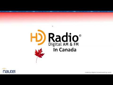 HD Radio in Canada