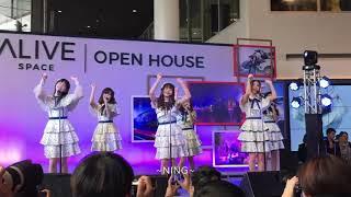 20181006 Fancam BNK48 - Kimi wa Melody @ Toyata Buzz Ramintra