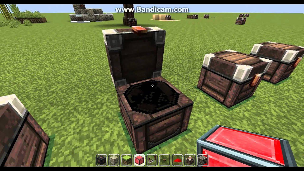Minecraft: How to build a Random Chest Generator