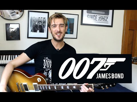 Guitar guitar tabs 007 theme song : James Bond Theme - Guitar Lesson - Easy Riffs Lesson #4 - YouTube