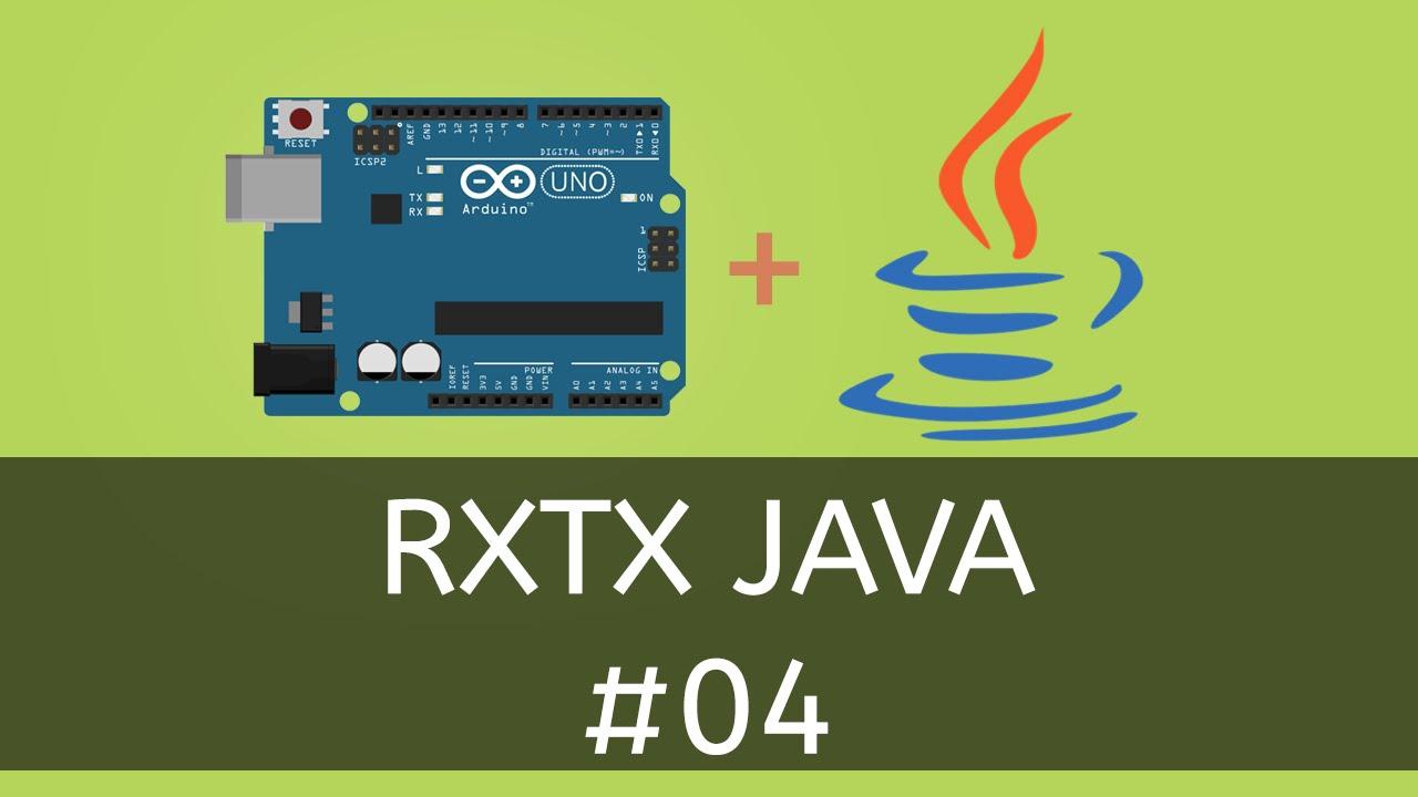 Utilizando Java Swing e Arduino by Fabricio Archanjo