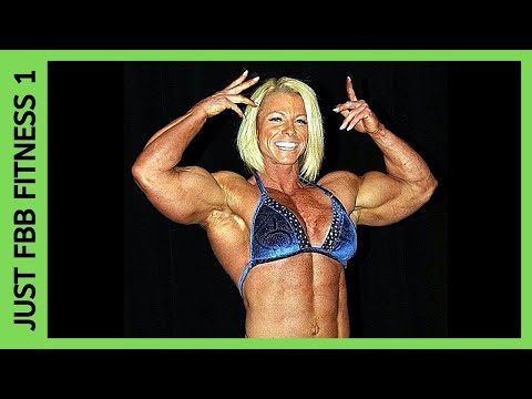 Fabiola Boulanger – IFBB Female Bodybuilder From USA