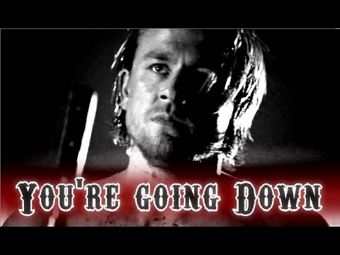 Jax Teller - You're Going Down