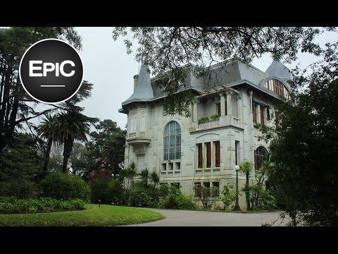 Barrio El Prado & Jardín Botánico - Montevideo, Uruguay (HD)