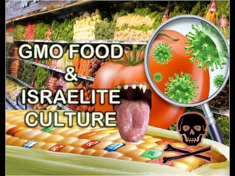 GMO Food & Israelite Culture (Open Bible Study)