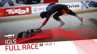 Igls | BMW IBSF World Cup 2016/2017 - Men's Skeleton Heat 1 | IBSF Official