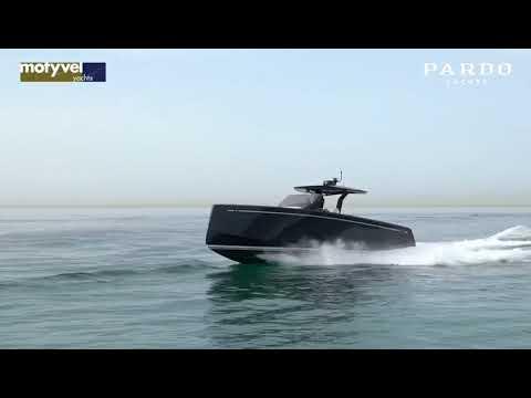 Motyvel PARDO Yachts