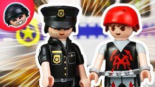 KARLCHEN KNACK #85 - Polizist Karlchens erster Einsatz! - Playmobil Polizei Film