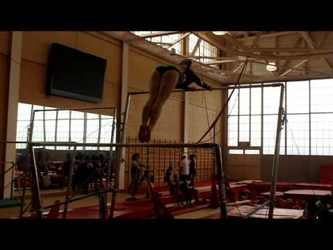 Bronx Science Gymnastics _Bars_Joelle