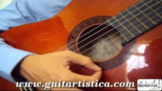 A Dios Le Pido Juanes Tutorial Guitarra Parte 1 DVDs Pop Video 23 Guitartistica