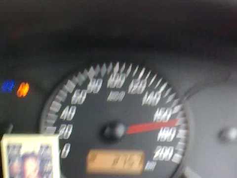 Suzuki Swift Diesel TOP Speed 180KM/H!!!