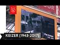 Applaus voor Piet Keizer in de 11e minuut