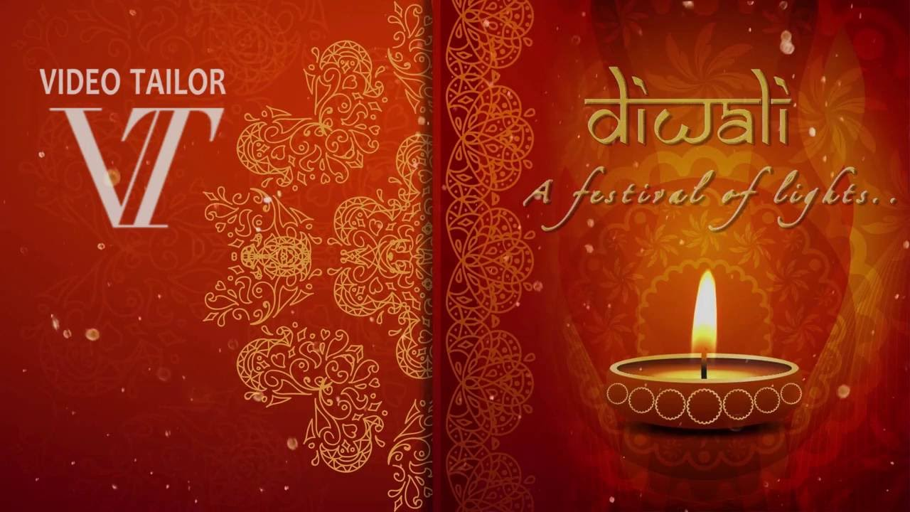 Diwali Wishes Video By Company Vtfv006 Youtube