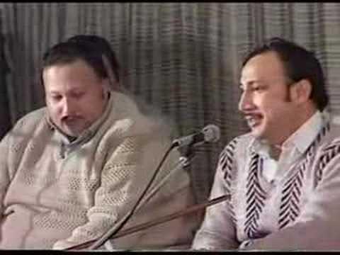 Nusrat Fateh Ali Khan -Tu Rah Naward-e-Shauq Hai part 1/4