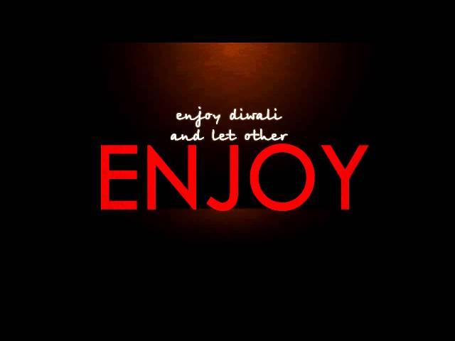 celebrate pollution free diwali