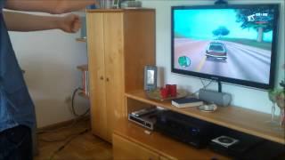 GTA San Andreas using Kinect 2