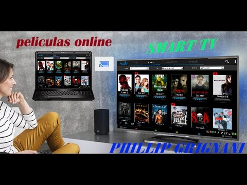 Ver Películas Online en Samsung smart TV desde tu PC (BIEN EXPLICADO)