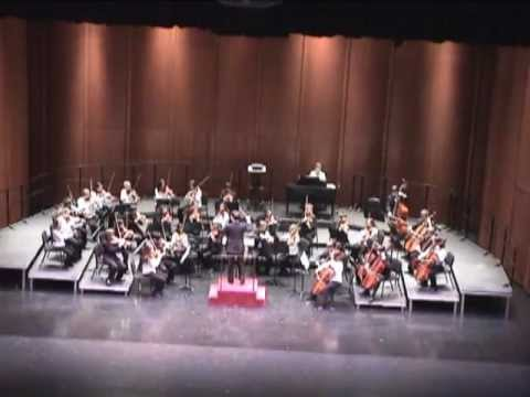 HORACE MANN MIDDLE SCHOOL STRING ORCHESTRA @ ARTS ALIVE 2011