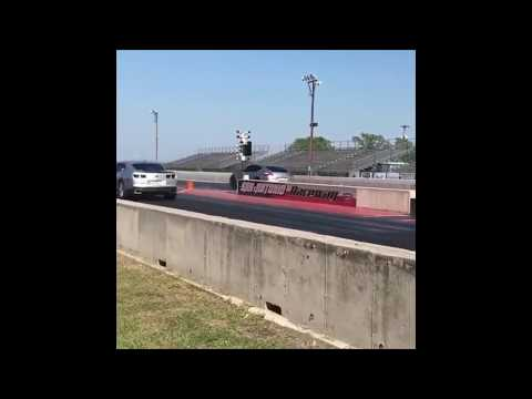 VRTuned Porsche Panamera S Drag Race with Camaro 2.0T and SS