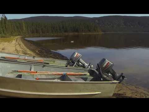 Northern Quebec Remote Moose Hunt  2015